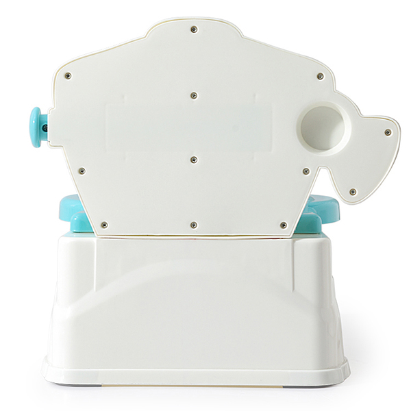 Potty training seat attach to toilet